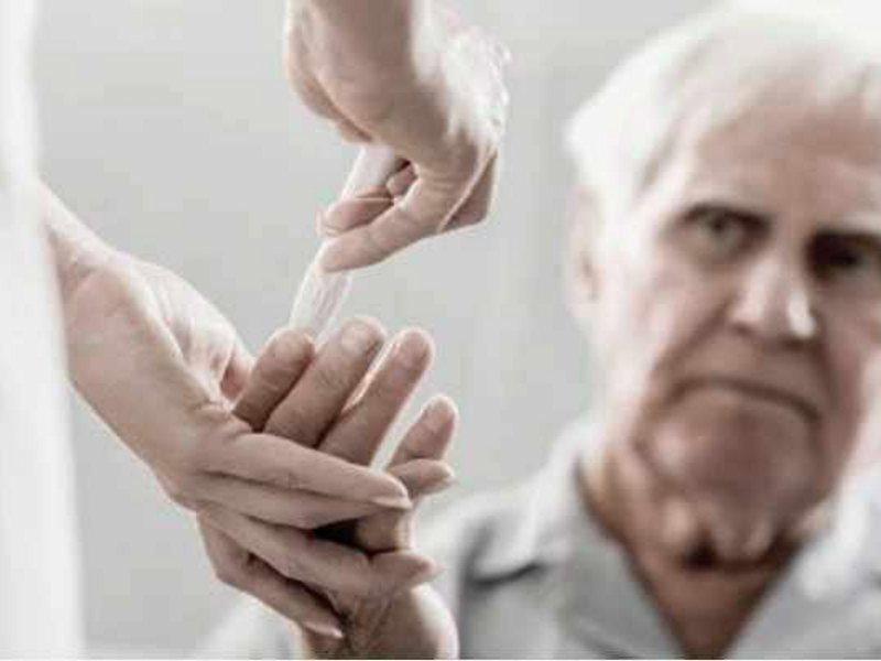 Diabetes y adultos mayores