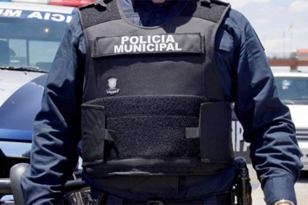 649534 Policia Chaleco