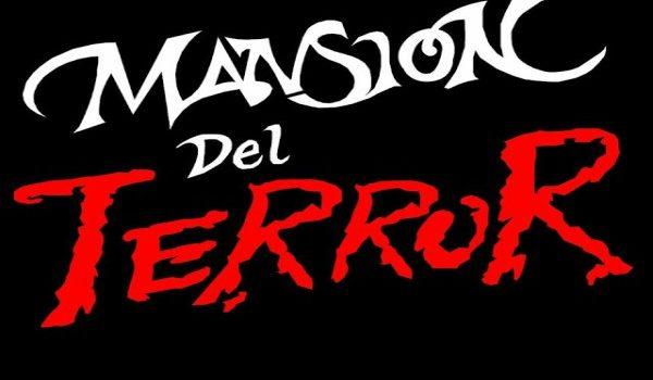 MANSIÓN DEL TERROR FIESTAS DE OCTUBRE