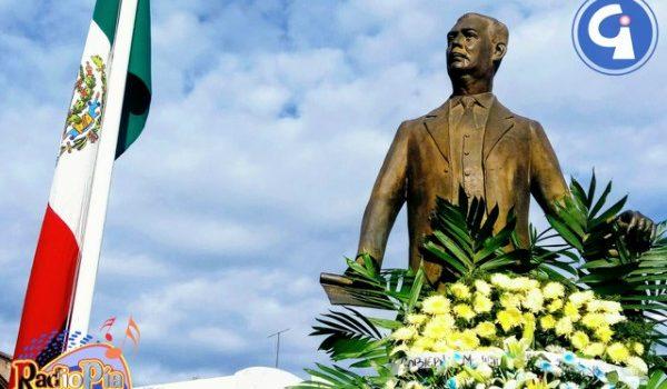 XLVIII ANIVERSARIO LUCTUOSO DEL GENERAL LÁZARO CÁRDENAS DEL RÍO