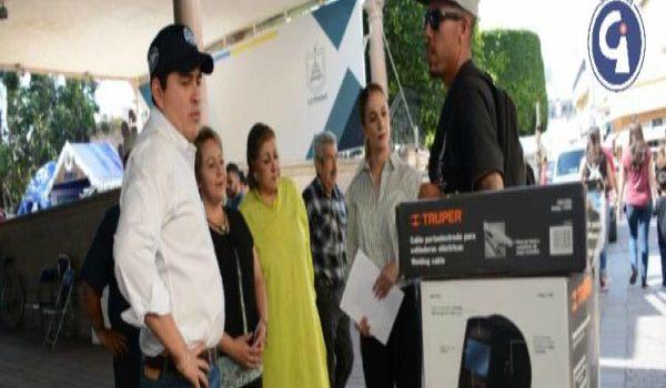 MÁS DE 390 MIL PESOS ENTREGADOS EN APOYOS FAMI EN LA PIEDAD