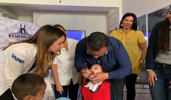 PRIMERA SEMANA DE SALUD ECUANDUREO 2019