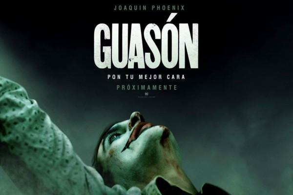 LLEGA EL TRÁILER OFICIAL DE 'GUASÓN'