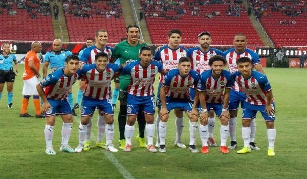 CHIVAS NO PUDO Y PIERDE EN LA COPA MX