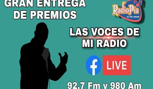 GANADORES DE LAS VOCES DE MI RADIO