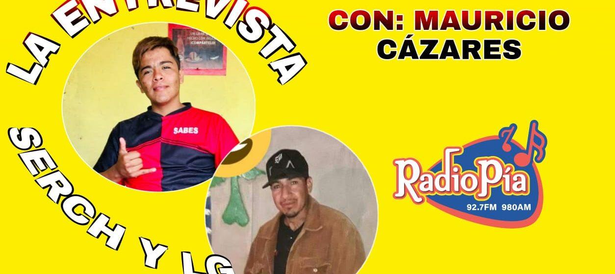 ENTREVISTA CON SERGIO PACHECO «SERCH» Y HÉCTOR ESPINOZA PACHECO «LG»