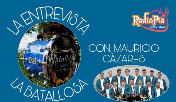 ENTREVISTA CON LA BATALLOSA BANDA 3 DE MAYO