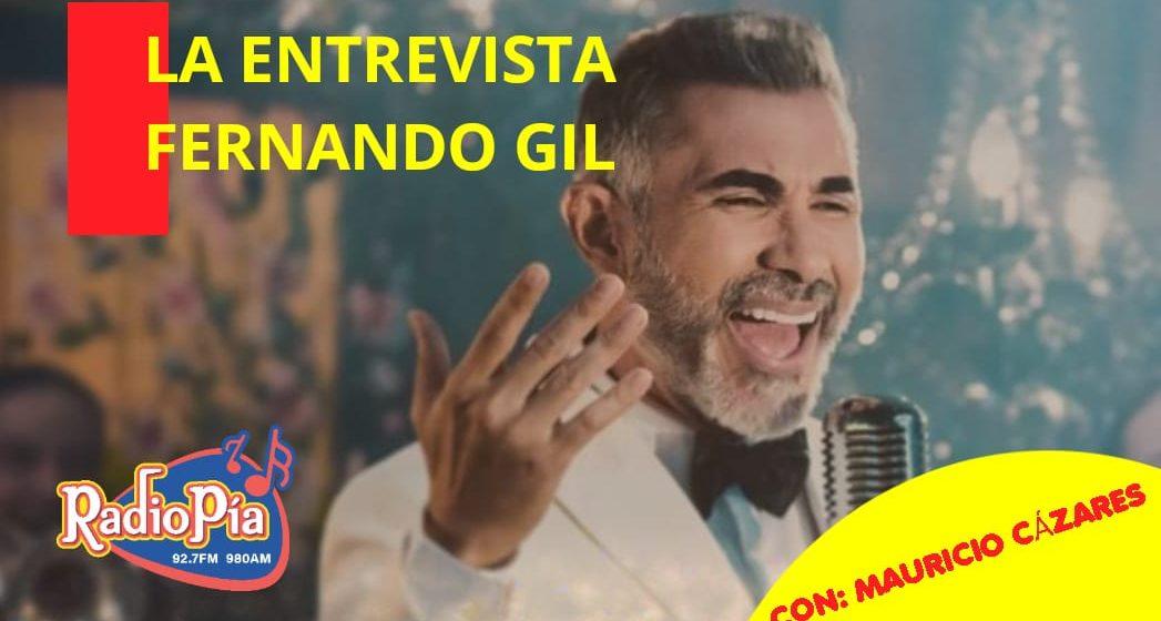 ENTREVISTA CON FERNANDO GIL