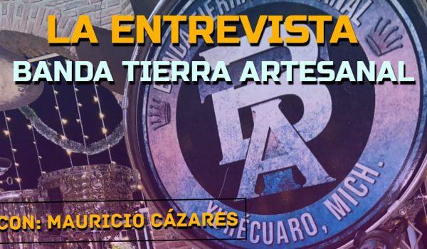 ENTREVISTA CON BANDA TIERRA ARTESANAL